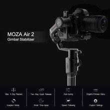 3-осевой переносной карданный стабилизатор с 1/4 дюйма и 3/8 дюйма резьбовое отверстие для цифровой зеркальной камеры Canon Nikon sony DSLR Камера и умный покадровая съемка