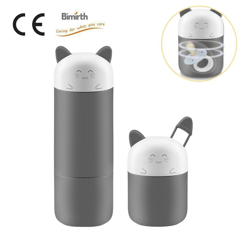 Baby Bottle USB Warmer Portable Travel Milk Warmer Infant Feeding Bottle Heated Cover Insulation Thermostat Food Heater
