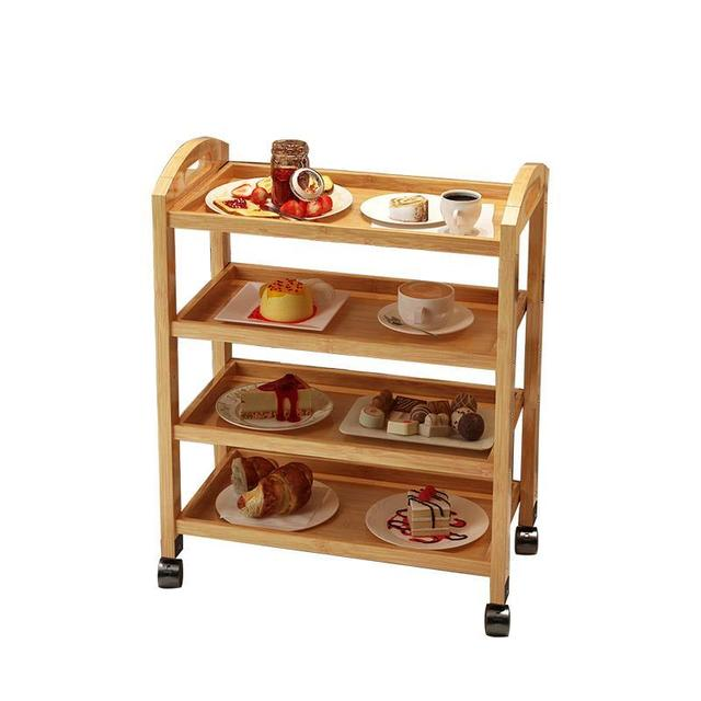 Paper Towel Holder Storage Rack Cuisine Etagere De Rangement Kitchen Repisas Prateleira Trolleys Organizer With Wheels Shelf