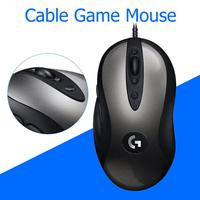 Logitech MX518 Classic Wired Gaming Mouse 100 16000DPI with 8 Programmable Buttons DPI Adjustable Portable Games Mice