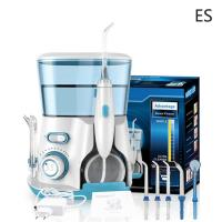 Electric Oral Irrigator with 5pcs Nozzles Water Flosser Dental Oral Hygiene Teeth Cleaning Floss Power Jet 800ml