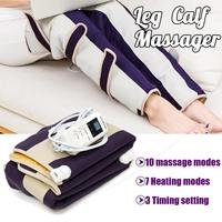 Leg Wraps Massager Calf Infrared Therapy Heating Slimming legs Physiotherapy Machine Time Setting Massager