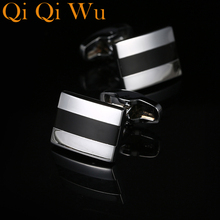 New French Fashion Shirt Wedding Cufflinks For Men Cuff links The Best is Yet To Be Grow Old With Me Free Shipping RL-8076