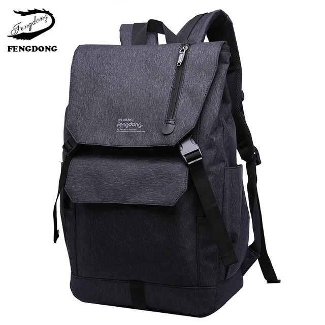 Fashion Men Backpack Shoulder Bags 15.6 Inch Anti theft laptop short trip Men Backpack Male Mochila Bagpack Pack Design 2019