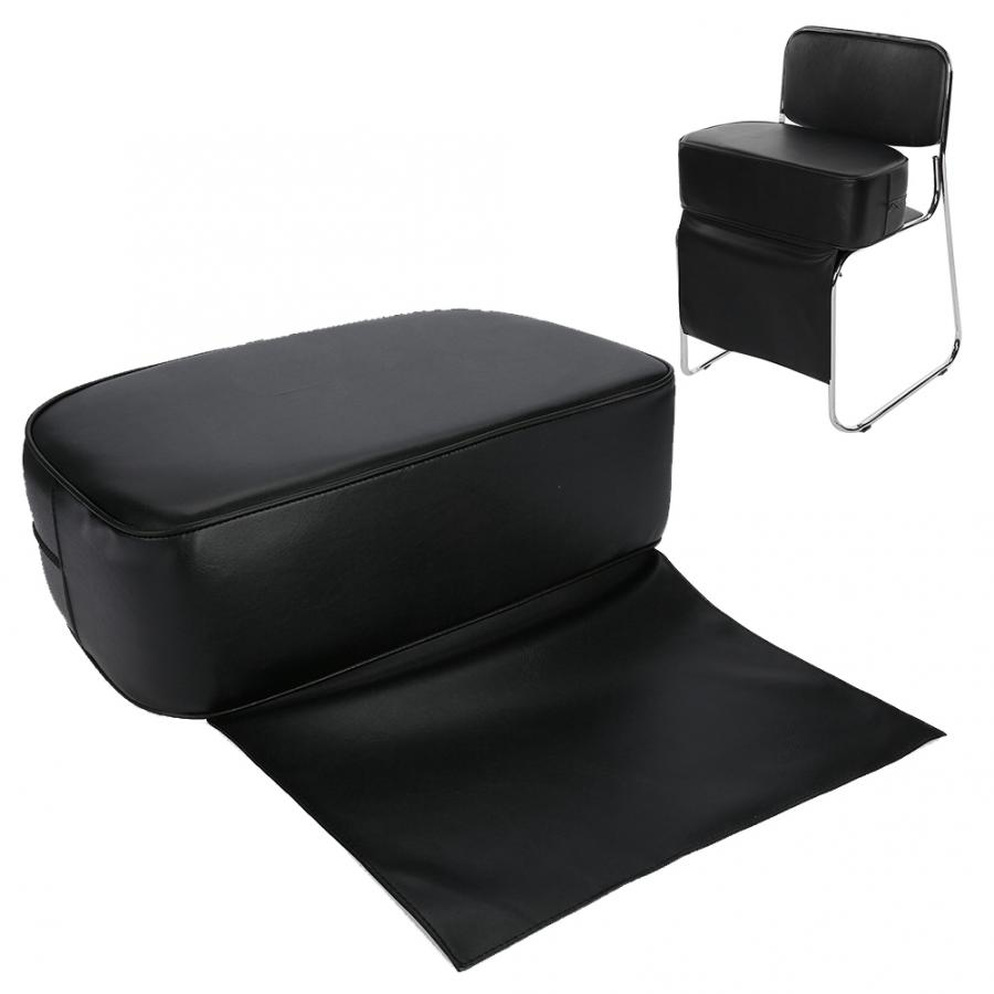 Hand holder PU Barber Boost Seat Chair for Kids Chair Hair Salon Styling Barber Cushion Hair