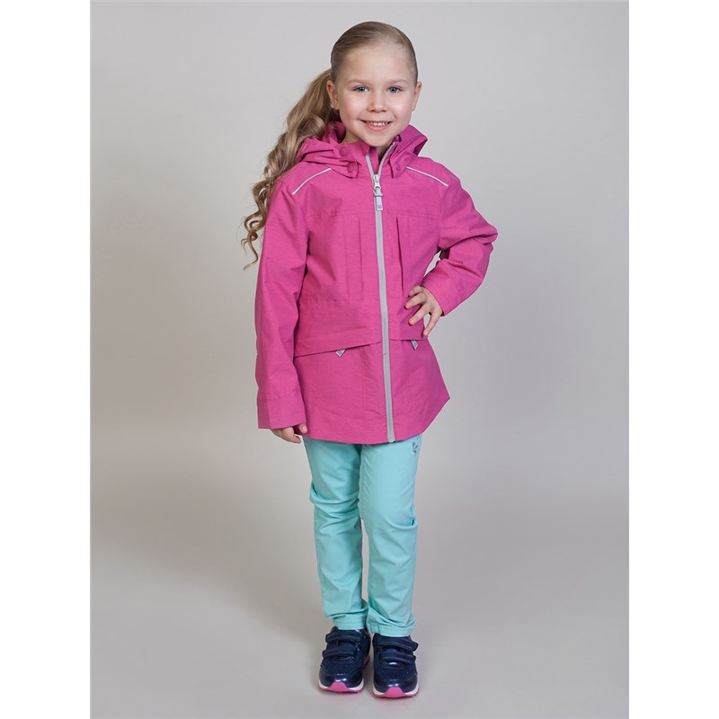 Jackets & Coats Sweet Berry Textile jacket for girls (Park) kid clothes 2016 new kuiu guide dcs jacket hunting jackets sitka