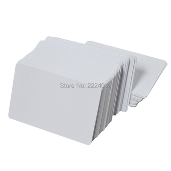 125khz RFID Writable Copier White Thin Card with EM4305 Chip Duplicate Copier EM4100 TK4100 RFID Cards free shipping rfid card thin size iso manchester 64 standard 125khz t5577 chip