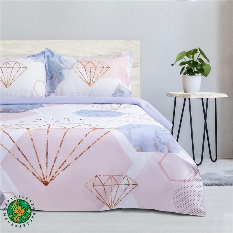Bed Ethel Shine bright, 1.5 Ch... 143x215 cm, 150x214 cm, 50 × 70 cm (2 pcs), poplin, 125g/m² a new 10 inch ch 1096a1 fpc276 v02 rx14 tx26 cm touch screen digitizer sensor replacement parts 236x167mm