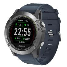 Zeblaze VIBE 3 HR 1.22 Inch IPS Color Display Smart Watch IP67 Waterproof Heart Rate Monitor Sports Smartwatch For Android & IOS
