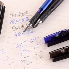 2 pcs/lot Multi-functional erasable pen friction gel 0.5mm creative wholesale crystal touch screen black ink