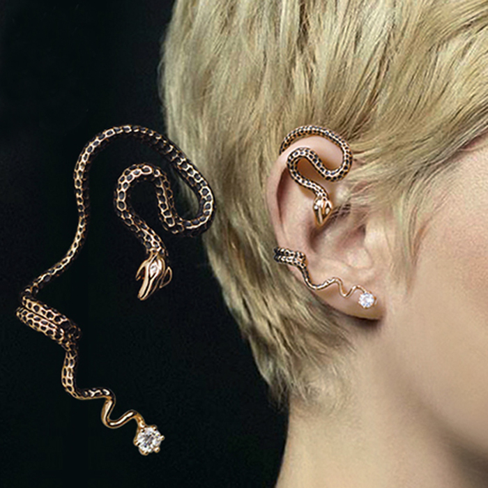 Best Top 10 Ear Clip Snake Brands And Get Free Shipping Bld563c4