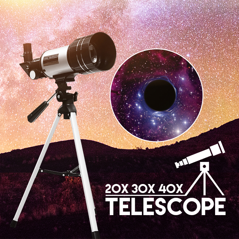 300x700mm Astronomical telescope Professional Entry HD Dual-purpose Space Astronomy Monocular Night Vision Telescope For Childre