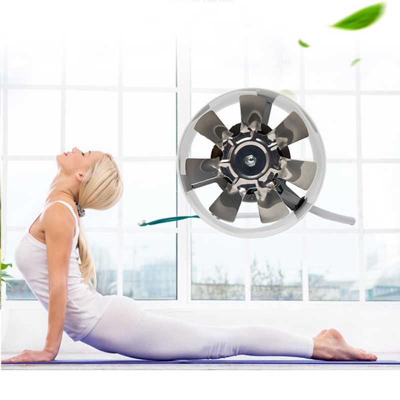 2800R/分ダクトブースターベントファン金属 220V 25 ワット 4 インチインラインダクトファン排気換気ダクトファンアクセサリー