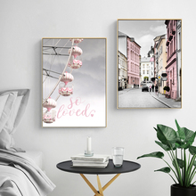 Prints Canvas Painting Decorative DiamondArt