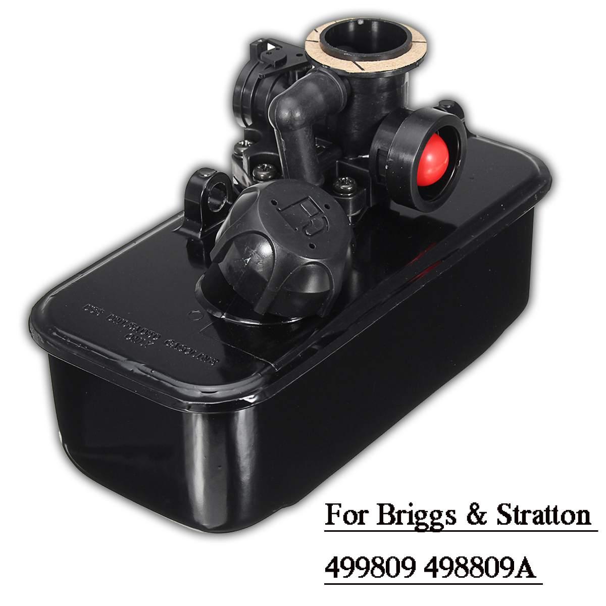 Карбюратор для газонокосилки Briggs & Stratton 499809 498809A 494406 104987 96900 98900 9B900 9H999