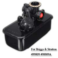 Fuel Gas Tank Mower Carburetor Carb for Briggs & Stratton 499809 498809A 494406 104987 96900 98900 9B900 9H999