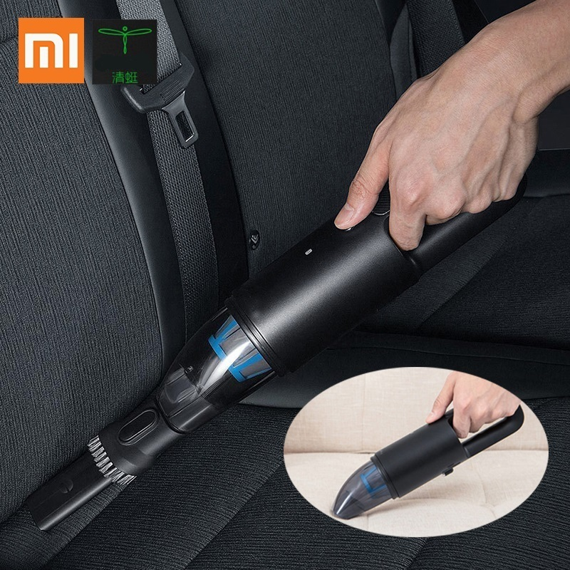 Xiaomi Mijia Cleanfly Coclean Car Vacuum Cleaner Portable Vacuum Cleaner Mini Hepa Light Wireless Hand Helded For Bed Sofa
