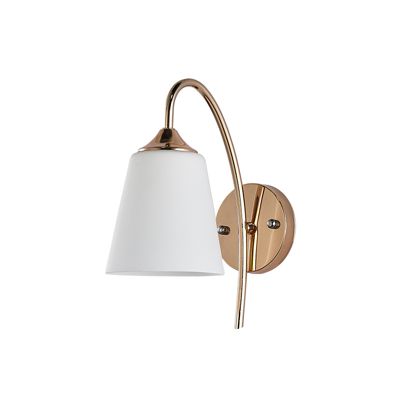 New Simple Bedroom Wall Lamp Led Golden Hotel Bedside Wall Light Living Room Stairway Lantern Bathroom Light LightingNew Simple Bedroom Wall Lamp Led Golden Hotel Bedside Wall Light Living Room Stairway Lantern Bathroom Light Lighting