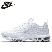 Nike Новое поступление Air Max Plus TN ультра Для мужчин кроссовки обувь напольная, удобная амортизирующие кроссовки#898015-102
