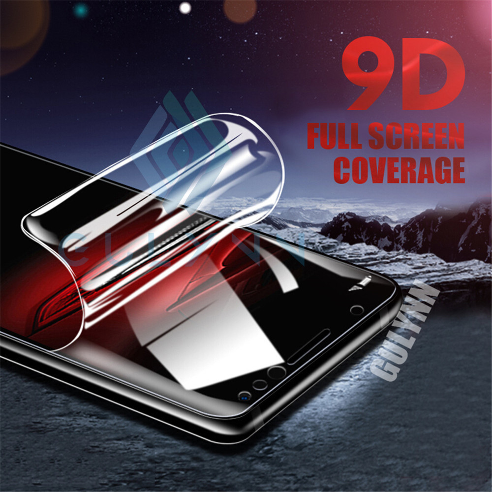 Soft Hydrogel Film For Xiaomi Redmi 4X Note 4 4x Full Protective Film Cover For Xiaomi Redmi 5 5A 6 6A Pro Plus Screen Protector(China)