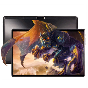 New 4G LTE FDD 10 inch Tablet pc Android 7.0 Tablets 10 Octa core 19200x1200 IPS HD 5.0MP 432/64GB GPS phone pad