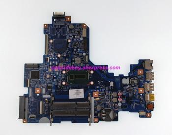 Genuine 856692-601 856692-001 15287-1 448.08C01.0011 w i3-5005U CPU Laptop Motherboard for HP Notebook 17 17-X Series PC genuine 828182 001 828182 601 uma w i3 6100u cpu asl50 la c921p laptop motherboard for hp 15 ac series 15t ac100 notebook pc
