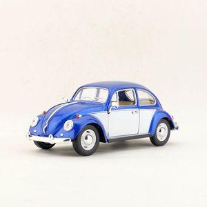 Image 4 - Spedizione gratuita/KiNSMART Toy/modellino pressofuso/scala 1:24/1967 Volkswagen classic Beetle Car/collezione educativa/regalo per bambino