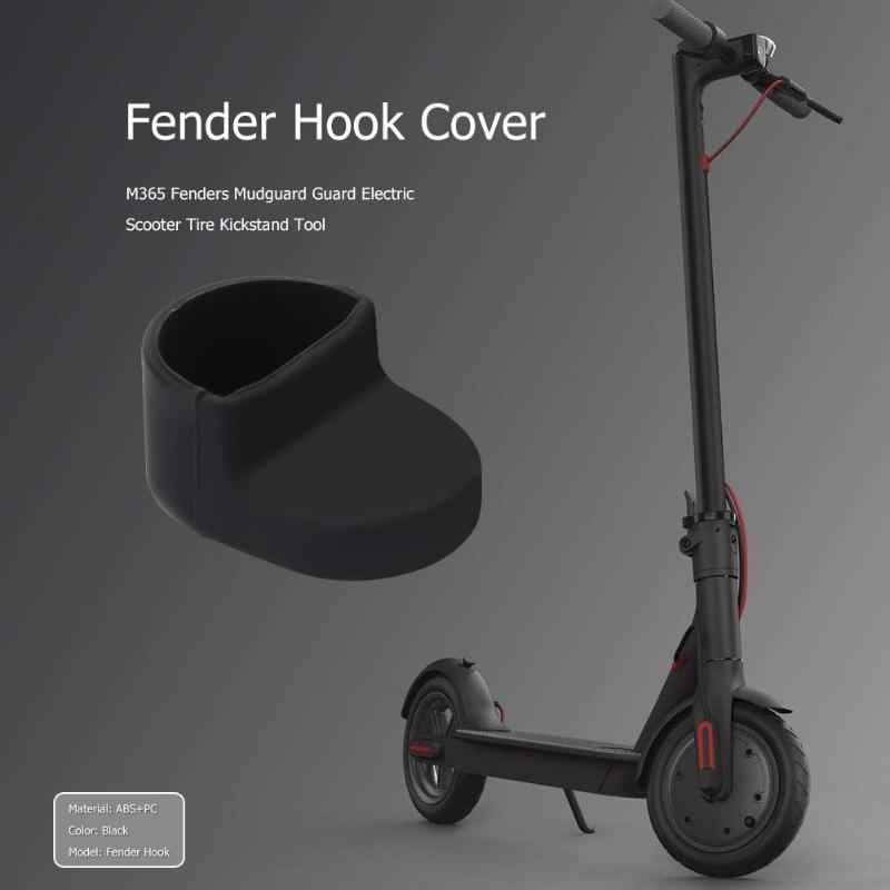 Fender Paralama Guarda para Xiaomi Mijia M365 Scooter Elétrico Skate Copo Parafusos Pneu de Borracha Kickstand
