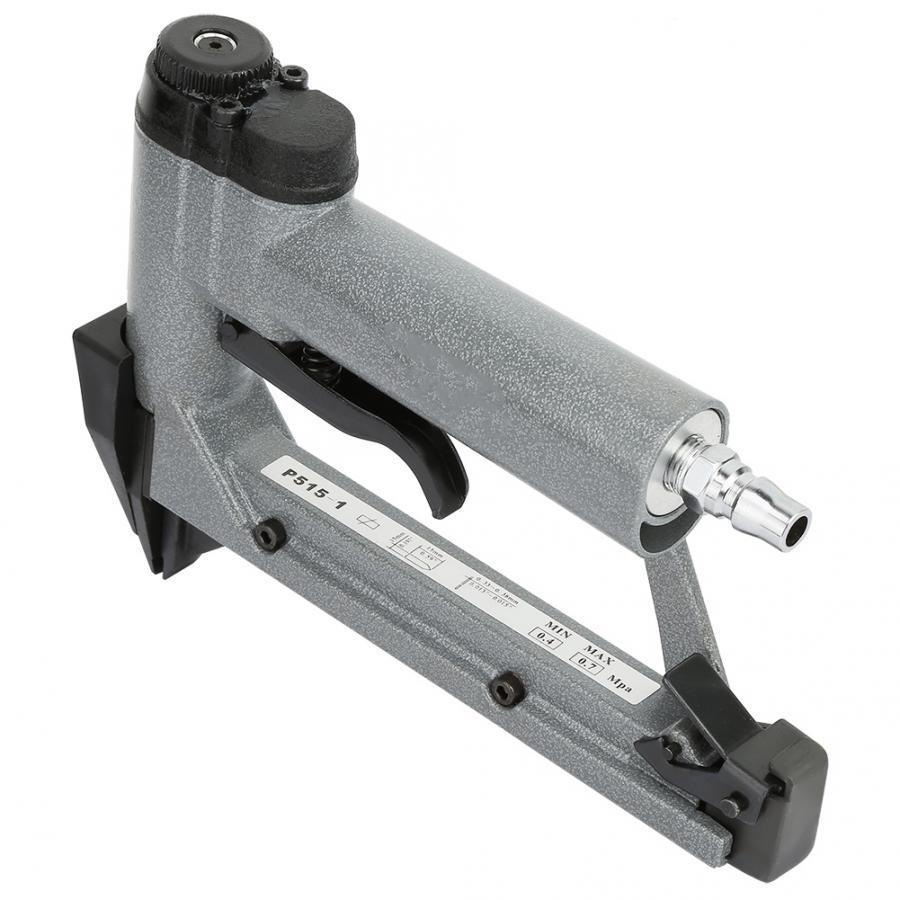 riveter P515 1 1 4 Inch Pneumatic Nail Gun Air Nailers Stapler Staple Guns Tool for