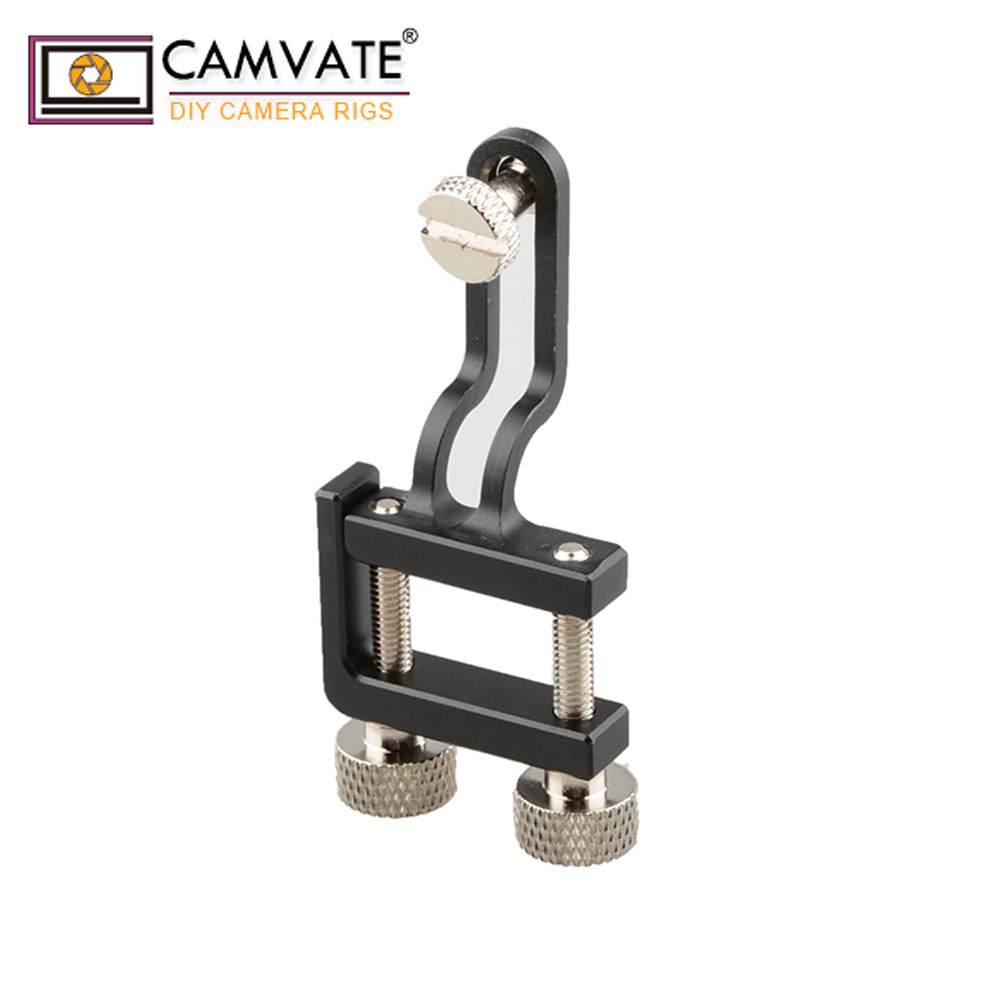 CAMVATE HDMI Cable Clamp (Black) For Universal DSLR Camera Cage C1980CAMVATE HDMI Cable Clamp (Black) For Universal DSLR Camera Cage C1980