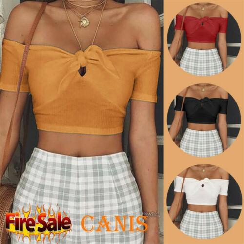 Women   Shirt   One Shoulder Vest Summer Cami Bustier Vest   Blouse     Shirt