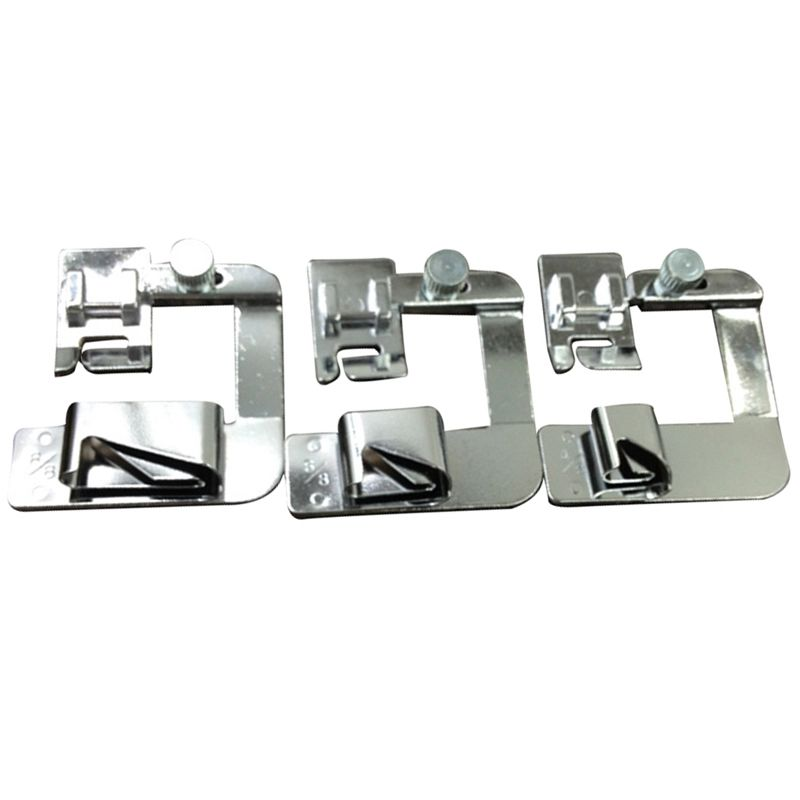 """1Pc Sewing Machine Parts Hemmer Foot 4//8/""""  Foot Household Sew Accessories S8"""