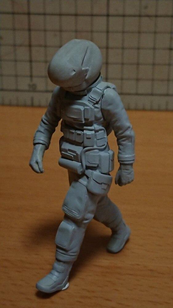 Resin Figure Kit 1//20 Ma.k Musical Member Unpainted Model Kit