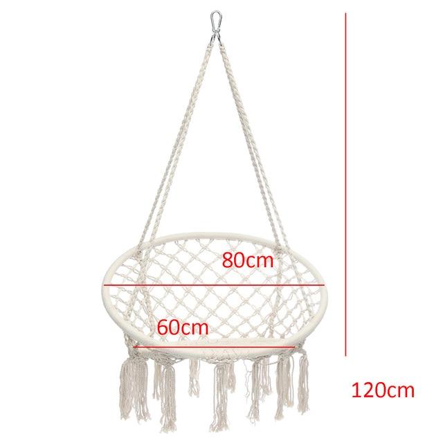 Swinging Outdoor Hammock Chair 5
