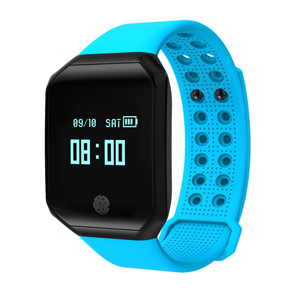 Women  Watch Bracelet Heart Rate Pulse Blood Pressure Meter Fitness Tracker Z66 Wristband Waterproof  for IOS Android