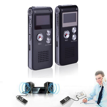 N28 Digital Voice Recorder 8GB Mini Multifunctional HD Intelligent Noise Reduction MP3 Player