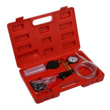 Vacuum Tester Pump Kit Car Tool Testing and Brake Bleeder