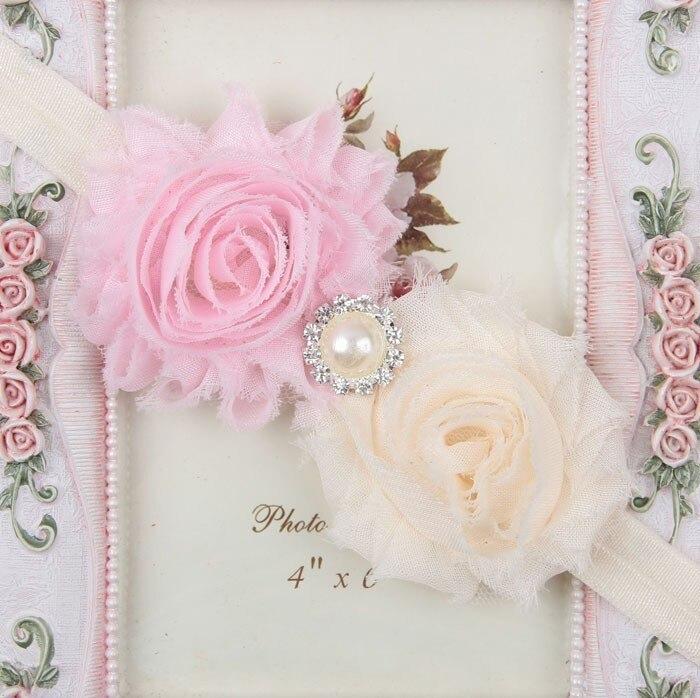 baby girl headband Infant hair accessories Flower newborn Headwear tiara headwrap band hairband Gift Toddlers bows