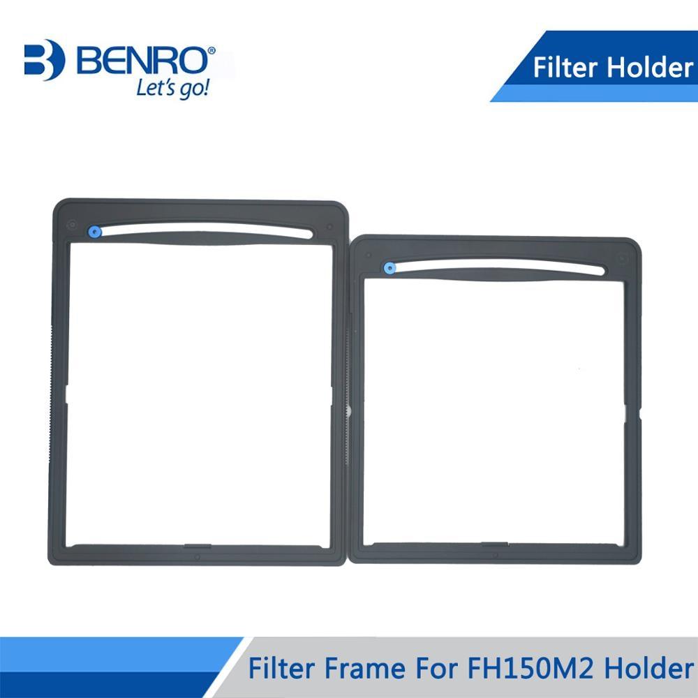 Benro rectángulo filtro gris kit resin 100x100 nd4 nd8 nd16 y bolsa de filtro