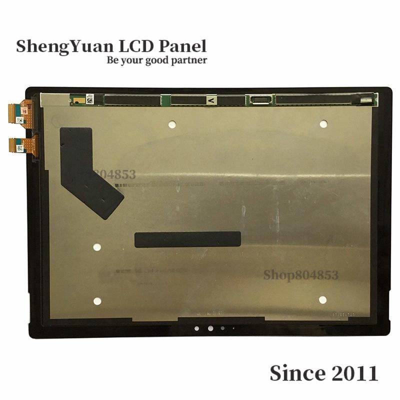 Für Microsoft Oberfläche Pro 4 1724 Ltn123yl01-001 Lcd Bildschirm Mit Touch Digitizer Montage Reichhaltiges Angebot Und Schnelle Lieferung