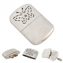 Pocket Kits Handy Long-life Ultralight Hand Warmer Brand Aluminum Portable High Heat Pocket Hand Warmer