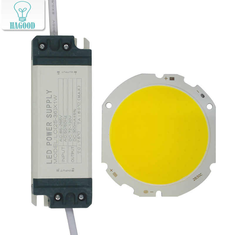 3w 30w Cob Led Light Board Panel For Led Spotlight Lamp Led Lamp