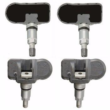 4X Lastik Basıncı Monitör Sensörü Sistemi TPMS Mercedes-benz C250 C300 C350 # A0035400217 0009057200 0025408617 002540901700