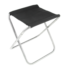 Portable Folding Stool Oxford Outdoor Camping Fishing Slacker Chair with Storage Bag