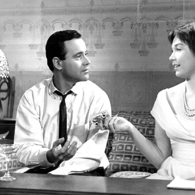 Shirley Maclaine The Apartment: The Apartment Jack Lemmon Shirley Maclaine 1960 Photo