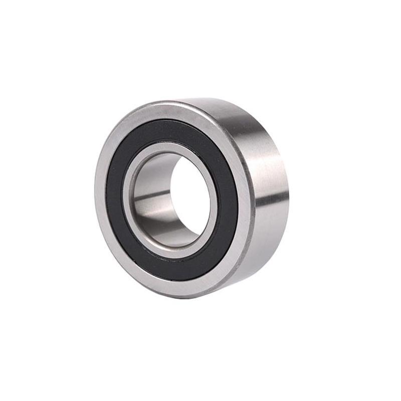 3206 5206 ZZ 30x62x23.8mm Double Row Angular Contact Ball Bearing