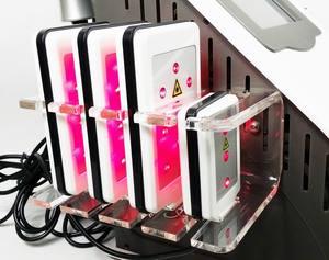 Image 3 - Лидер продаж 2020, вакуумный лазерный радиочастотный аппарат 6 в 1 RF 40K Cavi Lipo для похудения, ультразвуковой аппарат для липосакции и кавитации для спа