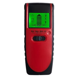 Image 1 - 4 In 1 Metal Detector Metal Wood Studs AC Voltage Live Wire Detect Wall Scanner Electric Box Finder Wall Detector Wall Scanner