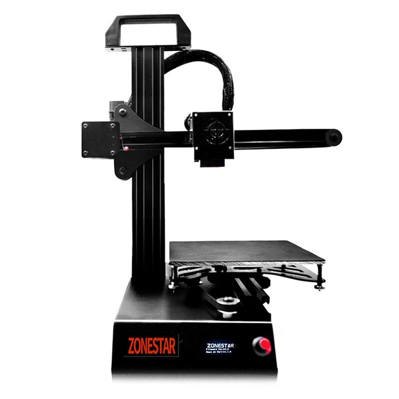 Zonestar Z6 imprimante 3D à montage rapide 150x150x150mm