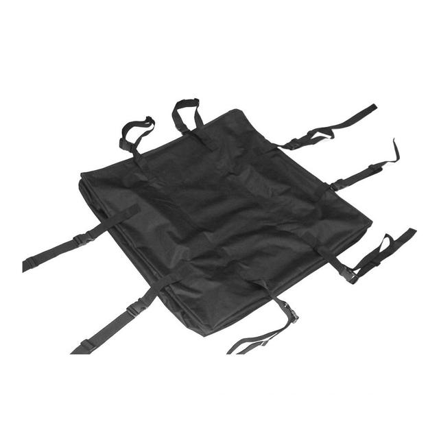 80X80X40CM Car Waterproof Cargo Roof Bag Car Rooftop Cargo Carrier Bag Soft Rooftop Luggage Carriers With Straps 2